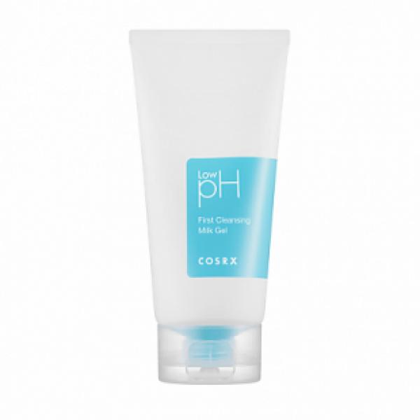 Гель-молочко для снятия макияжа Cosrx Low-pH First Cleansing Milk Gel
