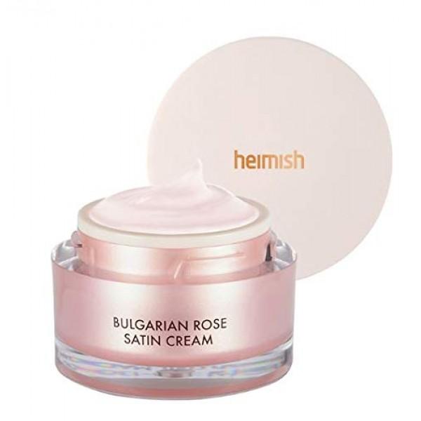 Крем с экстрактом болгарской розы Heimish Bulgarian rose satin cream