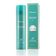 Увлажняющий солнцезащитный спрей JM Solution Marine Luminous Pearl Sun Protection Sun Spray SPF50+PA