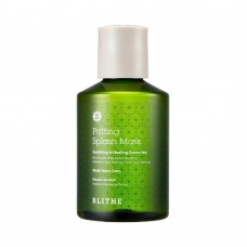 Сплэш-маска для лица Blithe Patting Splash Mask Soothing Healing green tea