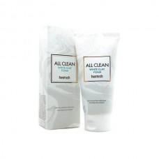 Глиняная пенка для глубокого очищения пор Heimish All Clean White Clay Foam