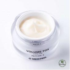 Крем с 9 пептидами повышающий упругость на основе гиалуроновой кислоты MEDI-PEEL Volume TOX Cream (5