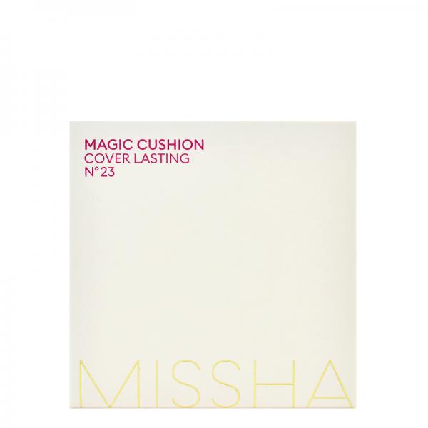 Кушон для стойкого макияжа 23 MISSHA Magic Cushion Cover Lasting SPF50+ PA+++