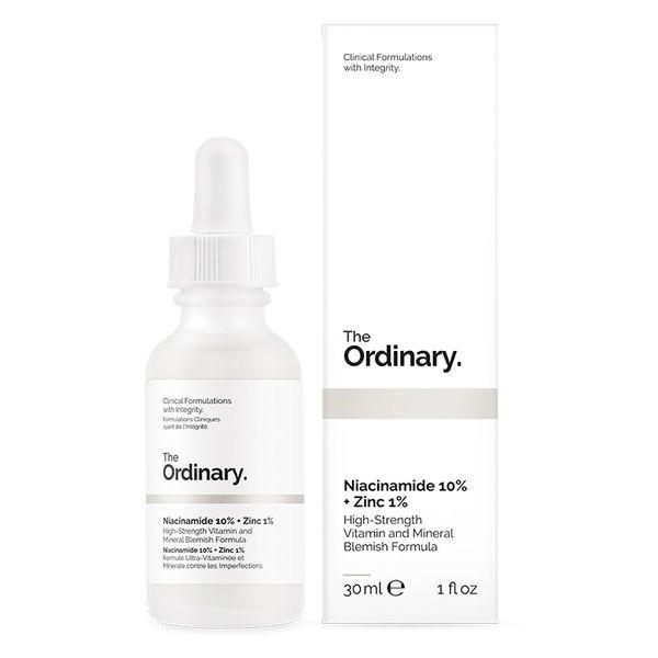 Сыворотка The Ordinary Niacinamide 10%+Zinc 1% 30ml