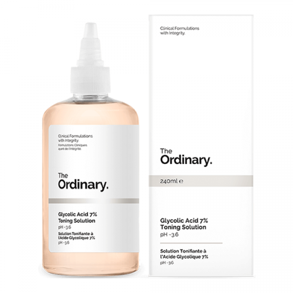 Тоник для лица The Ordinary Glycolic Acid 7% Toning Solution