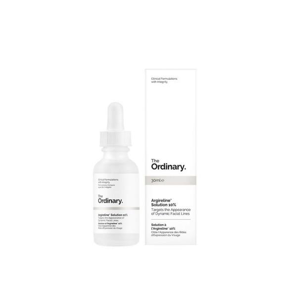 Сыворотка против мимических морщин The ordinary Argireline solution 10%