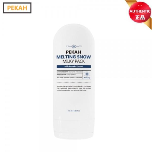 Маска отбеливающая PEKAH MELTING SNOW Milky Pack