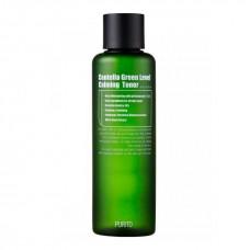 Бесспиртовый успокаивающий тонер с центеллой азиатской PURITO Centella Green Level Calming Toner200m