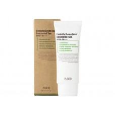 Солнцезащитный крем для чувствительной кожи Purito Centella Unscented Sun Level Safe SPF50+PA++++