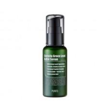 Сыворотка для восстановления кожи с центеллой PURITO Centella Green Level Buffet Serum