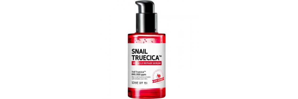 Сыворотка Some By Mi Snail Truecica Miracle Repair Serum