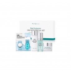 Гиалуроновый набор WELLAGE REAL HYALURONIC ONE WEEK SPECIAL KIT (4 items)