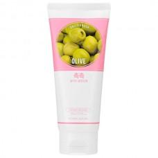 Увлажняющая пенка для умывания «Олива» Holika Holika Daily Fresh Olive Cleansing Foam (150 мл)