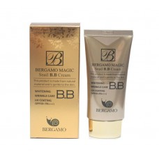 Улиточный бб крем Bergamo Magic Snail BB Cream SPF 50 PA+++