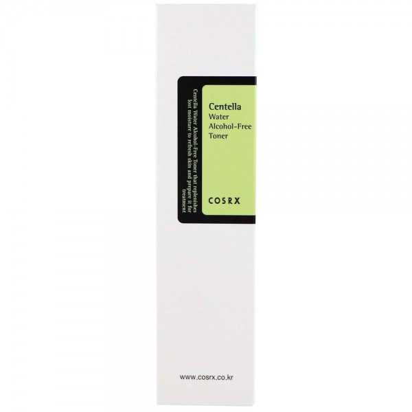 Тонер с экстрактом центеллы для чувствительной кожи COSRX Centella Water Alcohol-Free Toner