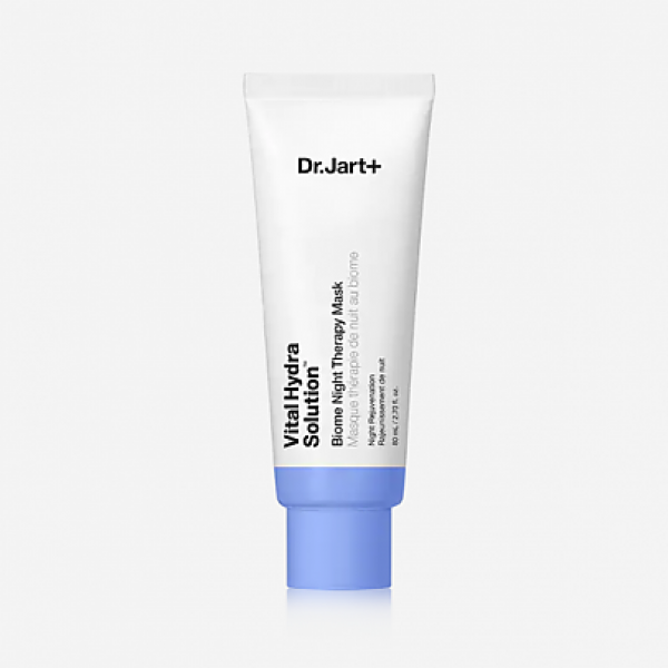 Увлажняющая ночная маска DR.JART Vital Hydra Solution Biome Night Therapy mask 80 мл