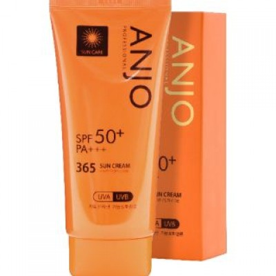 Солнцезащитный крем ANJO PROFESSIONAL 365 Sun Cream SPF50+ PA+++