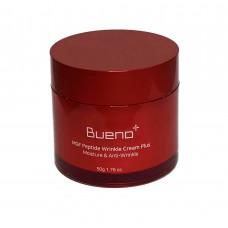 Крем против морщин BUENO MGF Peptide wrinkle cream 50 ml
