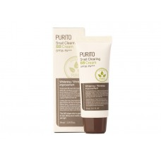 ББ-крем с муцином улитки #21 Purito Snail Clearing BB cream SPF38 PA+++