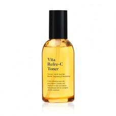 Витаминный тонер с витамином С и Е Tiam Vita Refre-C Toner